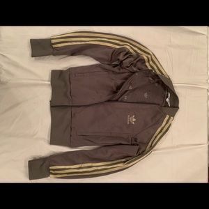 Jogging suite jacket